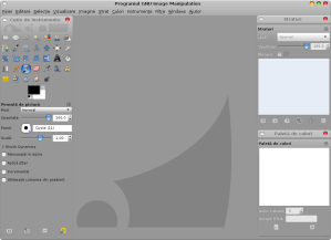 Gimp 2.6 screenshot on my machine