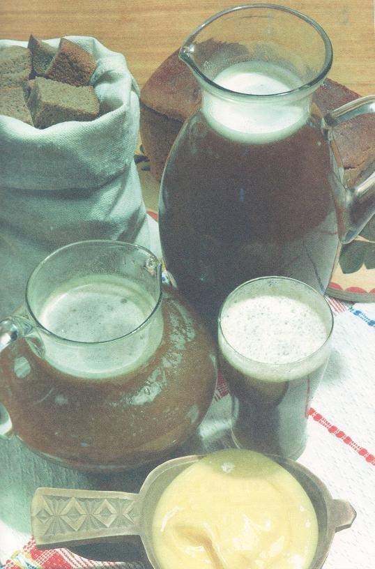 kvas traditional