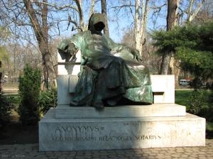 monument lui anonymvs